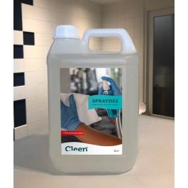 Cleen Spraydes Oppervlakte Desinfectiespray | >70% Ethylalcohol (can 5 ltr)