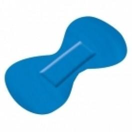 Detectaplast Vlinderpleister Detecteerbaar 68 x 38 mm, kleur blauw (doos 50 stuks)