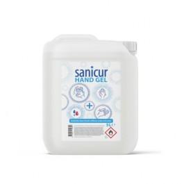 Sanicur Desinfecterende Handgel (can 5 ltr)