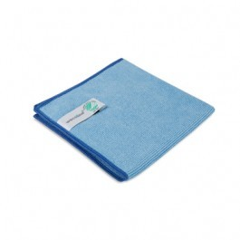 Wecoline Microvezeldoeken Top 32 x 32 cm, kleur blauw