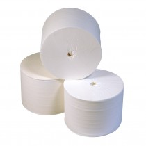 EcoPaper Basic Toiletpapier Coreless | naturel | 1-laags | cellulose | 1400 vel (baal 36 rollen)