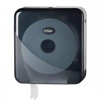 Cleen Pearl Toiletrolhouder | Maxi-Jumbo | kleur zwart