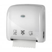 Cleen Pearl Rolhanddoekautomaat | Mini-Matic | Autocut | kleur wit