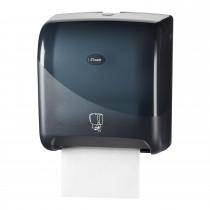 Cleen Pearl Rolhanddoekautomaat | Matic | Tear & Go | Sensor | kleur zwart