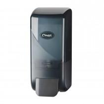 Cleen Pearl Zeepdispenser | Navulbaar | 1000 ml | kleur zwart