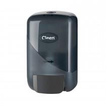 Cleen Pearl Toiletbrilreiniger/Zeepdispenser Foam | 400 ml | kleur zwart