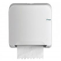 Cleen Quartz Rolhanddoekautomaat | Mini-Matic XL | kleur wit