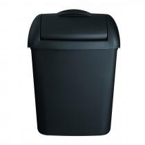 CLEEN Quartz Dames Hygiënebox | 8 liter | kleur zwart