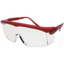 MSA Perspecta Veiligheidsbril 1070, kleur rood