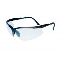 3M Veiligheidsbril 2750 PC lens, kleur zwart