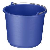 Emmer 12 ltr, kleur blauw
