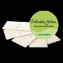 Vendor Everfresh Geurstrips Oriëntal Green (doos 30 geurstrips)