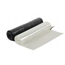 HDPE Afvalzakken 63 x 70 cm (40 ltr) transparant T15 (doos 20 x 50 stuks)