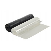 HDPE Afvalzakken 63 x 70 cm (40 ltr) zwart T15 (doos 40 x 25 stuks)