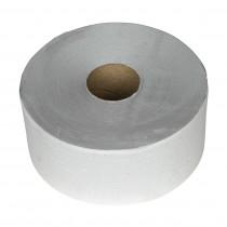 Euro Eco Toiletpapier Maxi-Jumbo, 1-laags, naturel (baal 6 x 525 mtr)