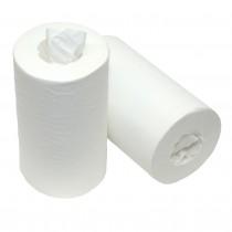 EcoPaper Comfort Poetsrollen Mini Coreless (doos 12 x 120 mtr)