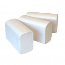 EcoPaper Premium Vouwhanddoeken Multifold (doos 25 x 120 stuks)
