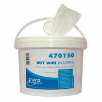 Euro Wet Wipes Industrial (doos 4 x 150 doeken)
