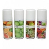 Microburst Luchtverfrisservullingen Mix Floral/Citrus/Apple/Fruit (doos 12 x 100 ml)