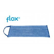 Flox Vlakmop Basic Microvezel 45 cm (Pocket & Ears)