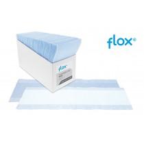 Flox Disposable Vlakmop Basic 42 x 13 cm, kleur blauw (doos 100 stuks)