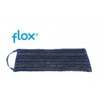 Flox Vlakmop Heavy Duty Microvezel 45 cm (Velcro)