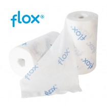 Flox Kleefdoeken op rol 60 cm, kleur wit (rol 50 stuks)