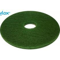 Flox vloerpad groen 13 inch (doos 5 stuks)
