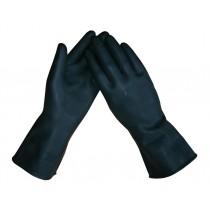 Marigold Handschoenen Industrial Heavyweight G17K, kleur zwart (pak 12 paar)