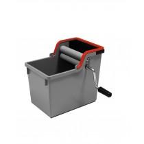 Numatic Rolpers/Wringemmer 10 ltr, kleur grijs/rood