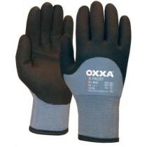 Handschoenen Oxxa X-Frost 51-860 zwart/grijs