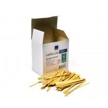 Gastro-Line Houten Roerstaafjes 14 cm, kleur naturel (doos 1000 stuks)