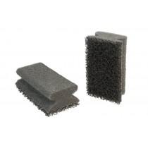 3M Scotch-Brite HACCP Schuursponzen NS2030, kleur zwart/grijs (folie 6 stuks)