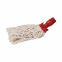 Wecoline Spaanse Mini-Mop 220 gram, kleur rood
