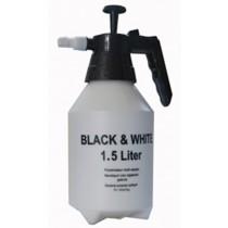 Black & White Drukspuit (inhoud 1.5 ltr)
