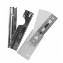 Unger Trim Glasschraper 10 cm, 1 houder + 10 messen (TM100)