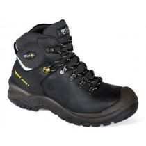 Werkschoenen Grisport 803C hoog / zwart / overneus / S3 / mt 39-47