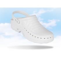 Wock Clog hygiëne klomp, kleur wit/wit