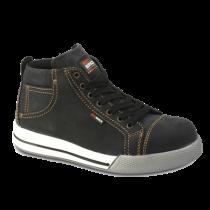 Werkschoenen Redbrick Gold hoog / zwart / S3 / mt 36-48