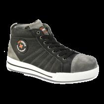 Werkschoenen Redbrick Granite hoog / zwart/grijs / S3 / mt 36-48