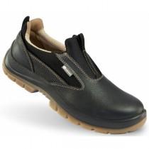 Werkschoenen Sixton Lugano Instap laag / zwart / S3 / mt 37-48