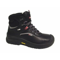Werkschoenen Sixton Eldorado Outry hoog / zwart / S3 / mt 38-48