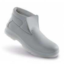 Werkschoenen Sixton Verona Instap halfhoog, kleur wit, S2 | maat 36 t/m 48