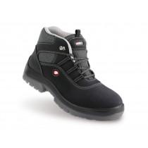Werkschoenen Dames Sixton Priscilla hoog / zwart/grijs / S2 / mt 36-42