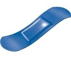 Detectaplast Vingerpleister Detecteerbaar 72 x 25 mm, kleur blauw (doos 100 stuks)