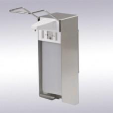Cleen Medical ALU Zeepdispenser met lange bedieningsbeugel | Navulbaar | 1000 ml