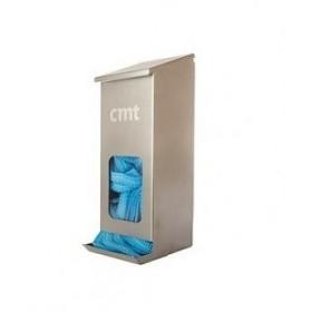 CMT RVS Wandhouder/Multidispenser Smal