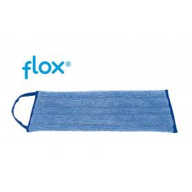 Flox Vlakmop Basic Microvezel 45 cm (Velcro)