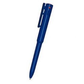 CLEEN Detecteerbare Drukpen A-kwaltieit, kleur blauw