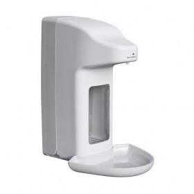 TIJDELIJK NIET LEVERBAAR | Cleen Medical ABS Zeepdispenser 1000 ml met sensor en lekbak | Navulbaar | kleur wit